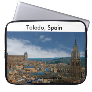 Images of Spain for Neoprene Laptop Sleeve