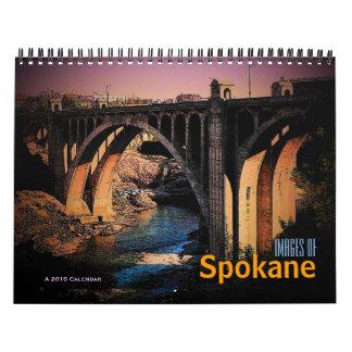 Images of Spokane Calendar