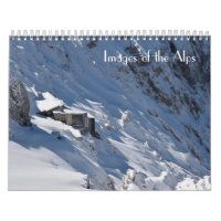 Images of the Alps Calendar