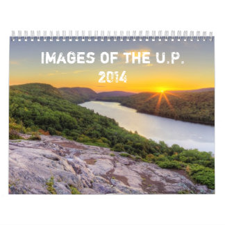 Images of the U.P. 2014 Wall Calendar