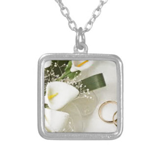images silver plated necklace