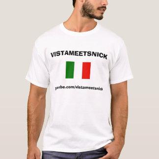 images, VISTAMEETSNICK, youtube.com/vistameetsnick T-Shirt
