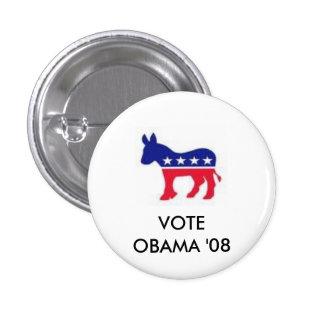 images, VOTE                    OBAMA '08 Button