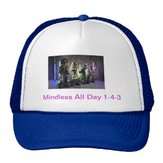 imagesCA5T8EBF, Mindless All Day 1-4-3 Trucker Hat
