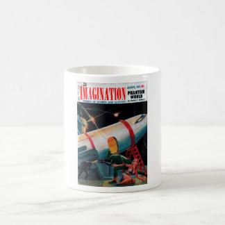 Imaginación - arte 1954-8_Pulp Taza Clásica
