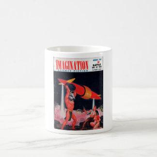 Imaginación - arte 1957-08_Pulp Taza