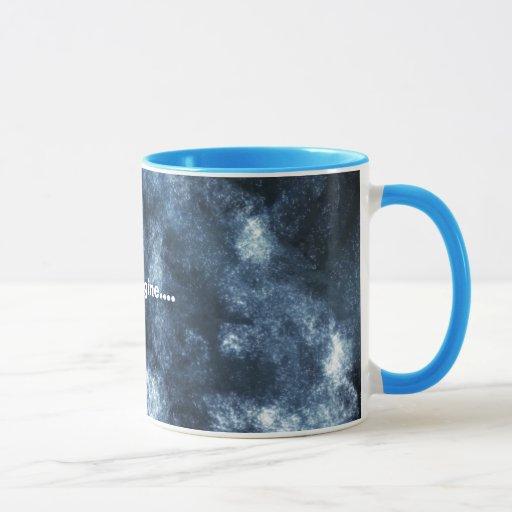 Imaginación del desayuno taza