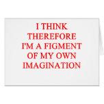 imaginación felicitacion