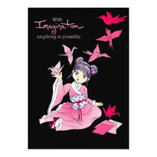 Imaginación Invitacion Personal