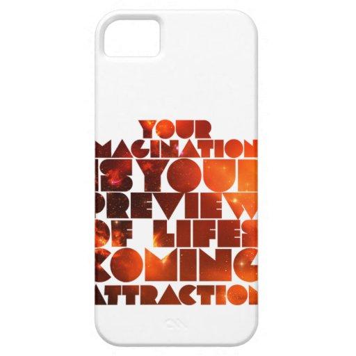 Imaginación iPhone 5 Protector
