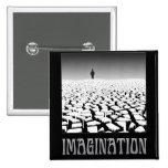 Imaginación Pin