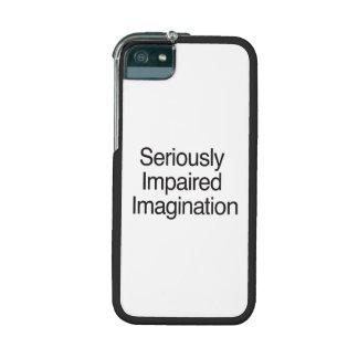 Imaginación seriamente empeorada