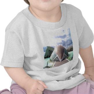 imaginación única hemisferic camiseta