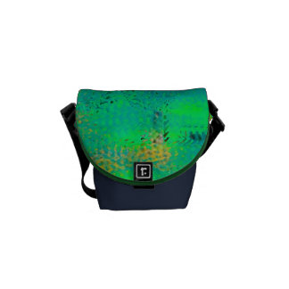 imaginary abstract mini Zero messenger bag