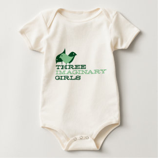 Imaginary Baby Baby Bodysuit