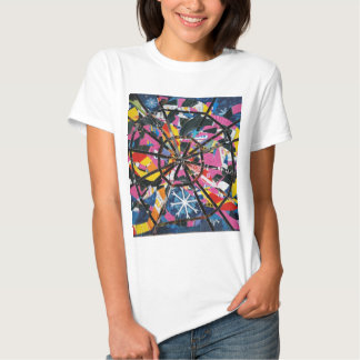 Imaginary collage t-shirt