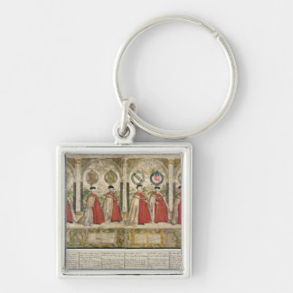 Imaginary Composite Procession Keychain
