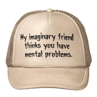 Imaginary Friend Hat