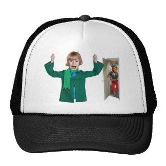 Imaginary Monster In The Closet Trucker Hat