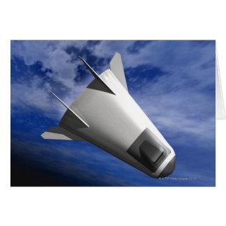 Imaginary Spacecraft Card