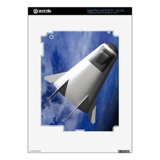 Imaginary Spacecraft iPad 3 Decal