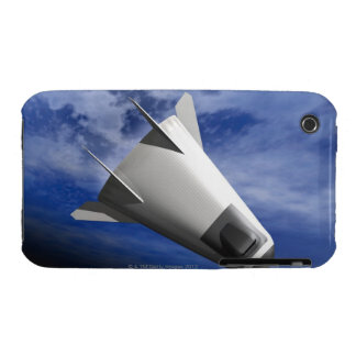 Imaginary Spacecraft iPhone 3 Case-Mate Case