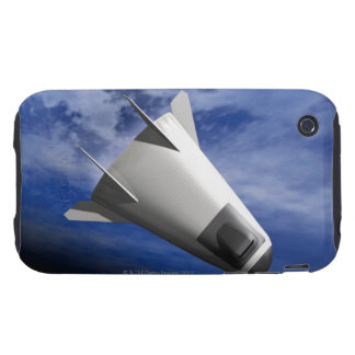 Imaginary Spacecraft iPhone 3 Tough Cover