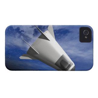 Imaginary Spacecraft iPhone 4 Cover