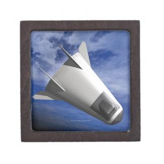 Imaginary Spacecraft Jewelry Box