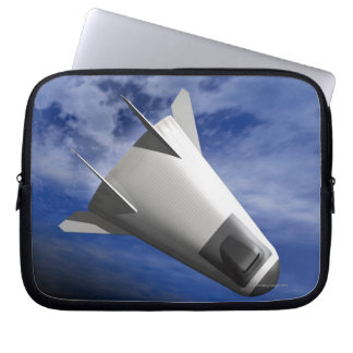 Imaginary Spacecraft Laptop Computer Sleeves