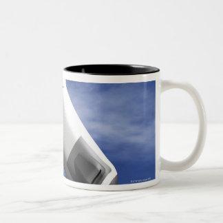 Imaginary Spacecraft Two-Tone Coffee Mug