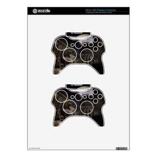 Imaginary View of the Grande Galerie in the Louvre Xbox 360 Controller Skins