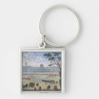 Imaginary View of the Tuileries Keychain