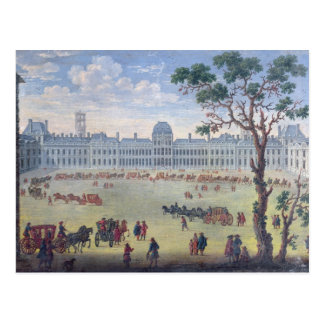Imaginary View of the Tuileries Postcard
