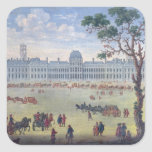Imaginary View of the Tuileries Square Sticker