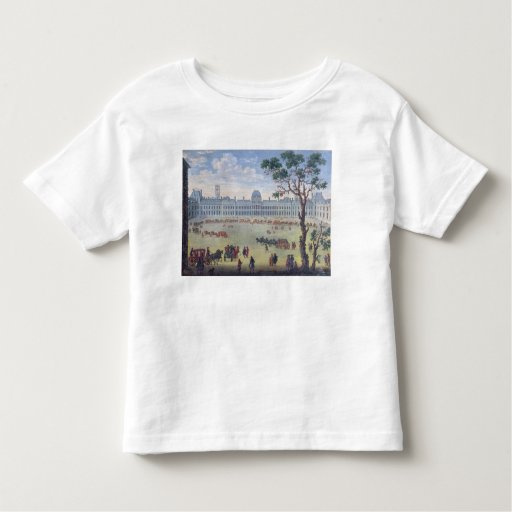 Imaginary View of the Tuileries T Shirt
