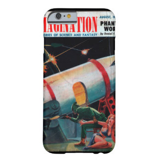 Imagination - 1954-8_Pulp Art Barely There iPhone 6 Case
