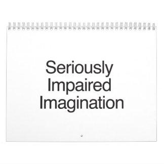 Imagination.ai seriamente empeorado calendarios de pared