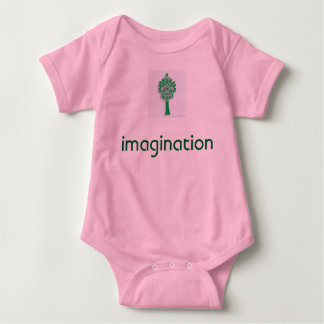 imagination baby bodysuit