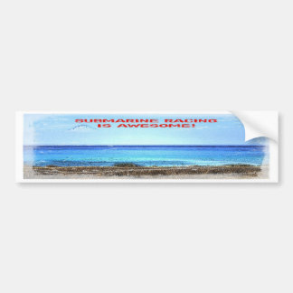 Imagination Bumper Sticker