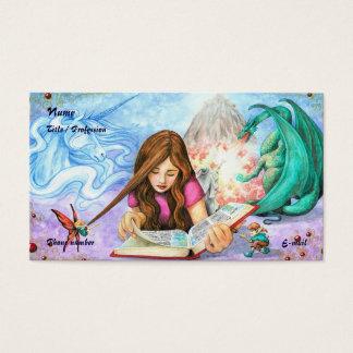 Imagination Business Card