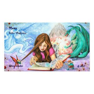 Imagination Business Card Template