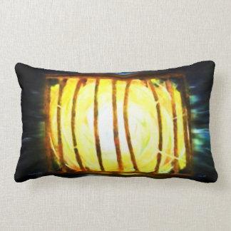 Imagination Cage Lumbar Pillow