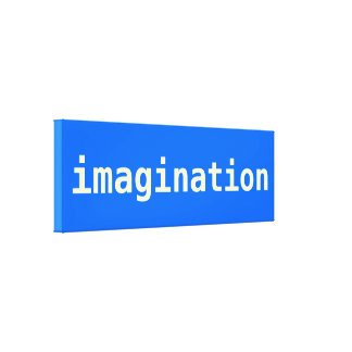 Imagination Gallery Wrapped Canvas