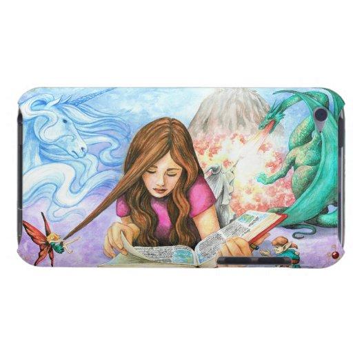 Imagination iPod Touch Case-Mate Case