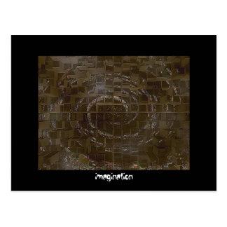 Imagination II Postcard