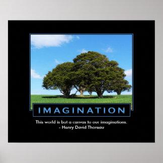 Imagination Inspirational Poster