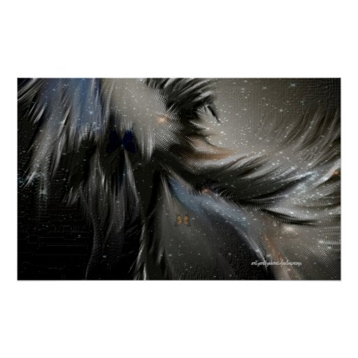 IMAGINATION OF ABSTRACT POSTER