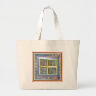 Imagination : Open your heart Large Tote Bag