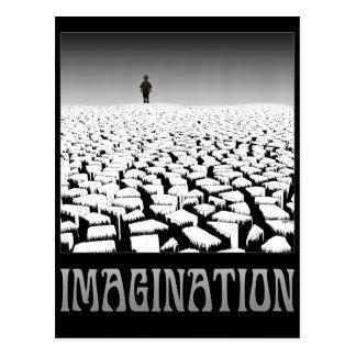 Imagination Postcard